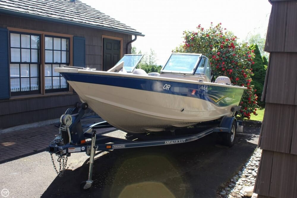 2008 Smoker Craft boat for sale, model of the boat is Pro Angler 172 & Image # 10 of 40
