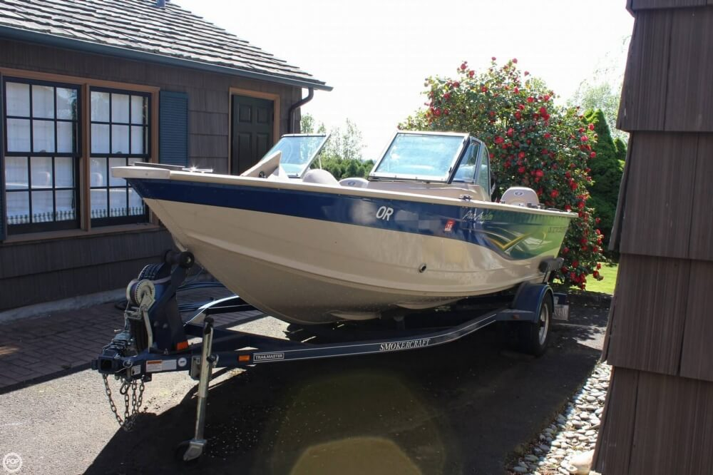2008 Smoker Craft boat for sale, model of the boat is Pro Angler 172 & Image # 11 of 40