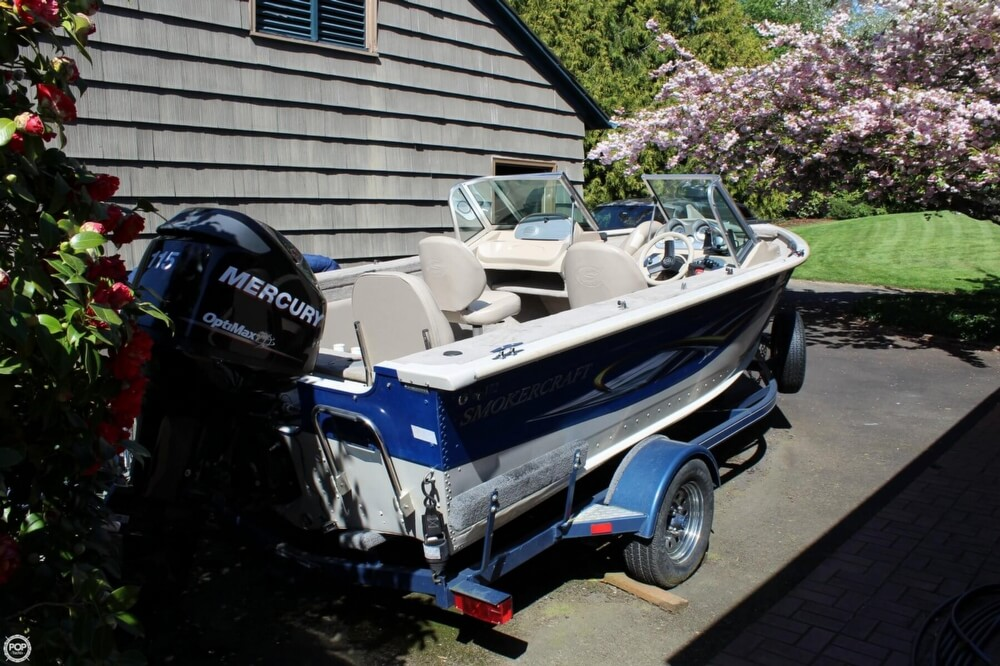 2008 Smoker Craft boat for sale, model of the boat is Pro Angler 172 & Image # 19 of 40