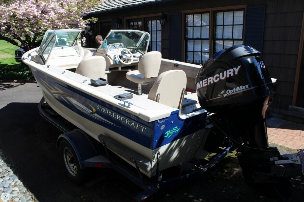2008 Smoker Craft boat for sale, model of the boat is Pro Angler 172 & Image # 20 of 40