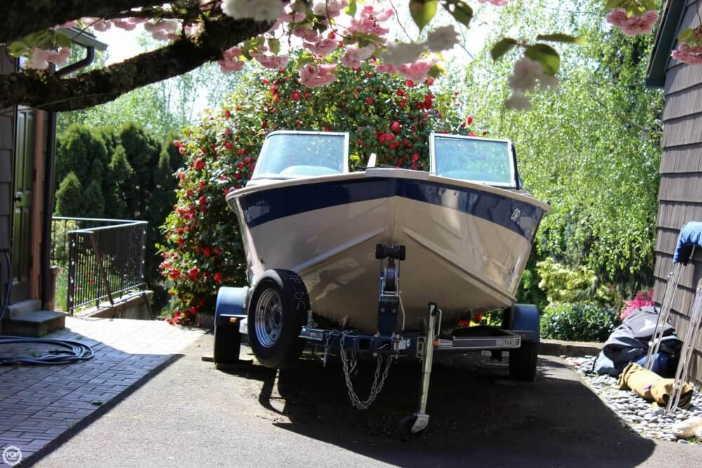 2008 Smoker Craft boat for sale, model of the boat is Pro Angler 172 & Image # 21 of 40