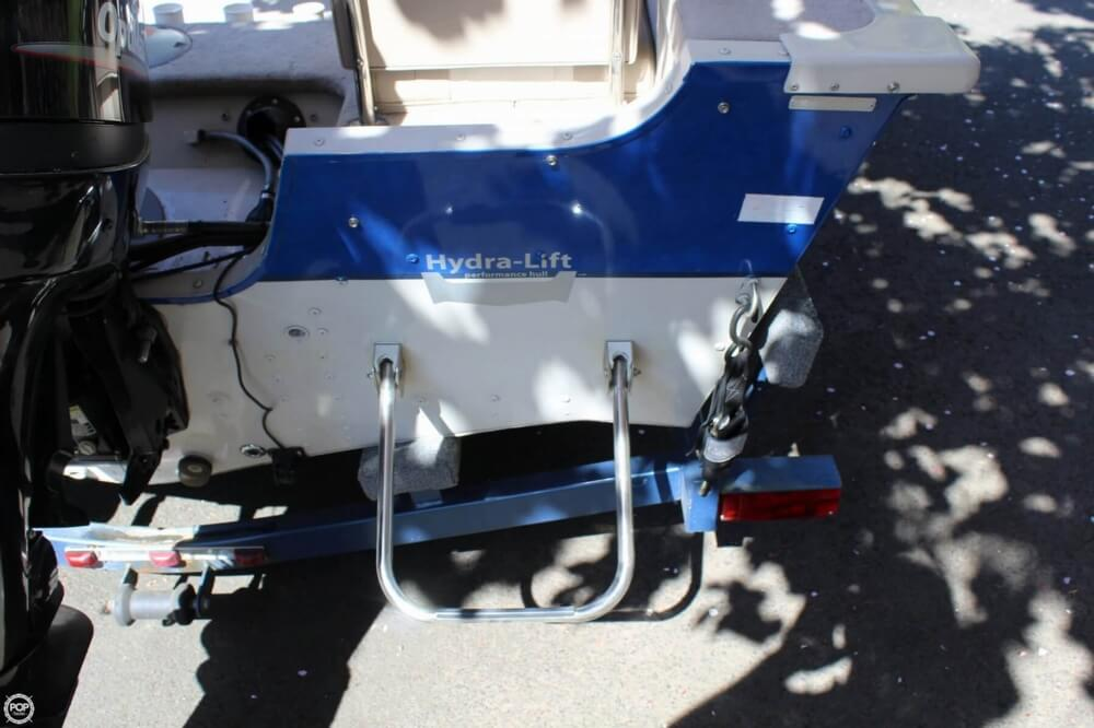 2008 Smoker Craft boat for sale, model of the boat is Pro Angler 172 & Image # 24 of 40