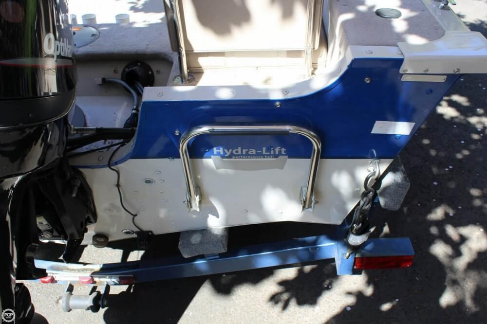 2008 Smoker Craft boat for sale, model of the boat is Pro Angler 172 & Image # 25 of 40