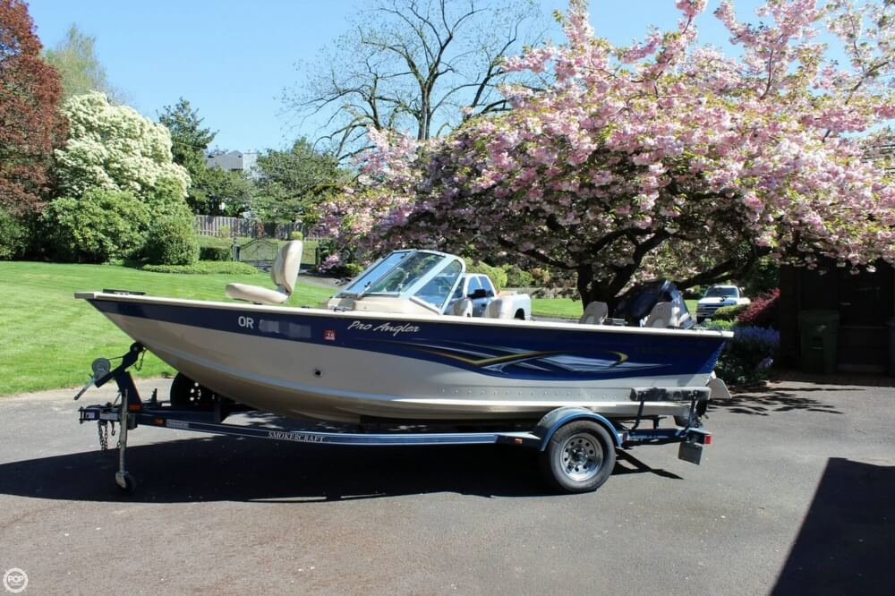 2008 Smoker Craft boat for sale, model of the boat is Pro Angler 172 & Image # 27 of 40