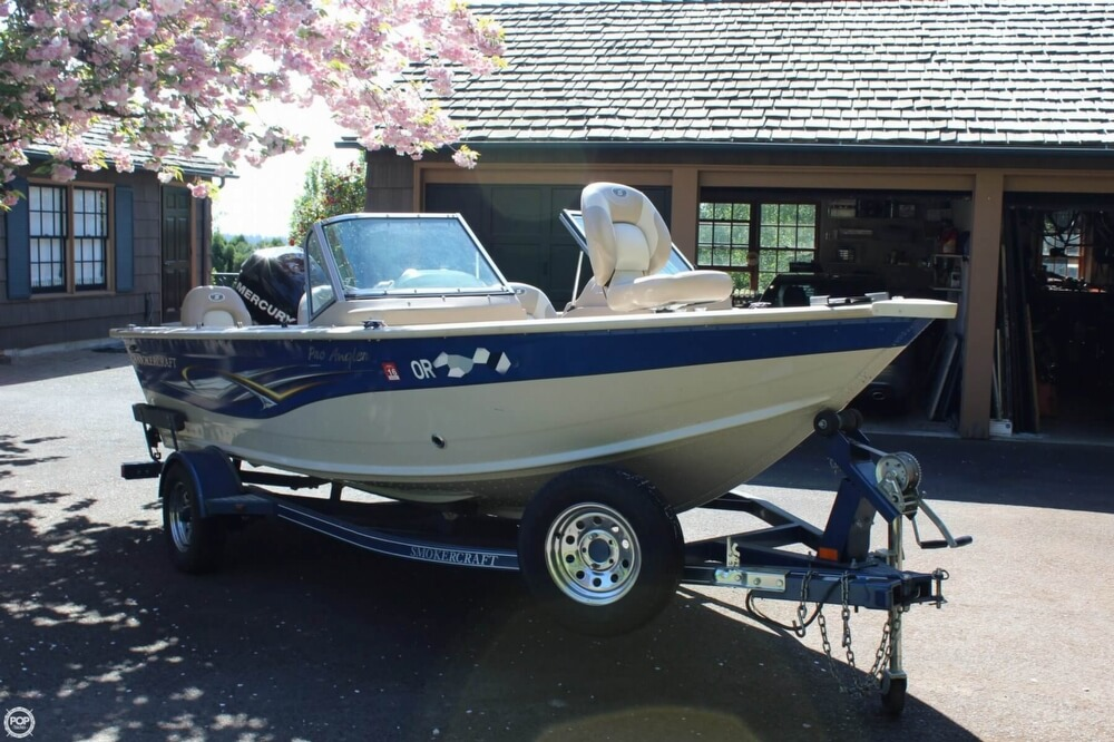 2008 Smoker Craft boat for sale, model of the boat is Pro Angler 172 & Image # 30 of 40