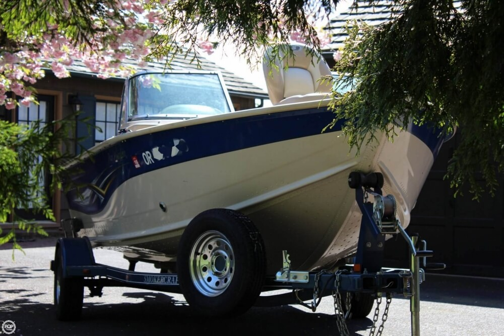 2008 Smoker Craft boat for sale, model of the boat is Pro Angler 172 & Image # 31 of 40