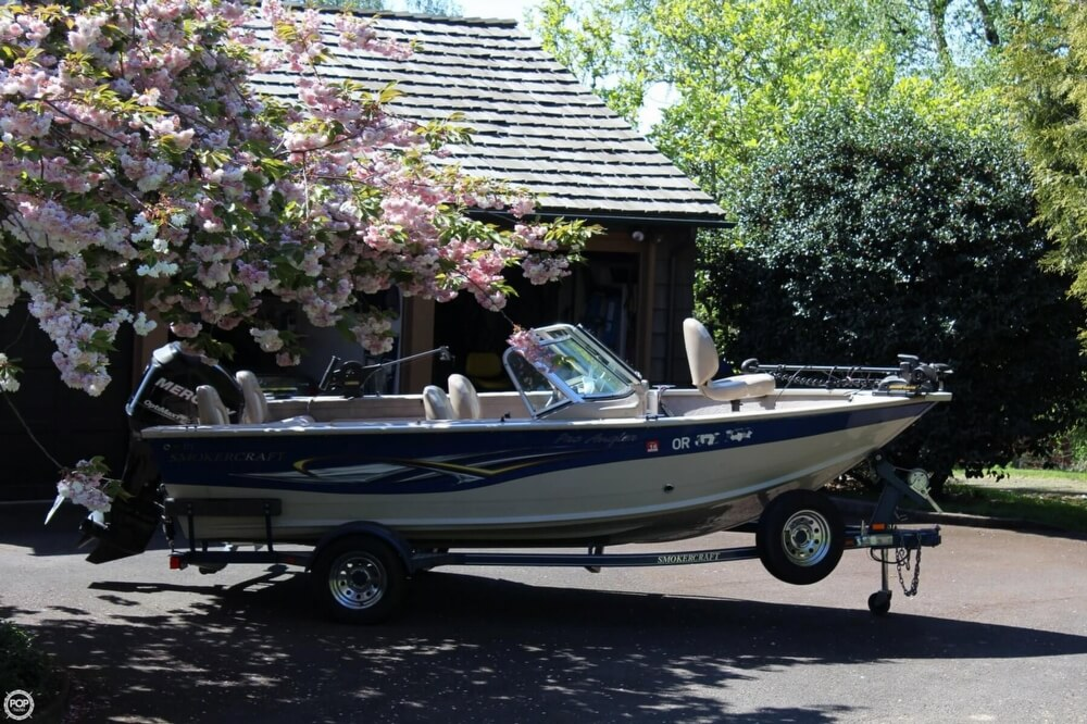 2008 Smoker Craft boat for sale, model of the boat is Pro Angler 172 & Image # 37 of 40