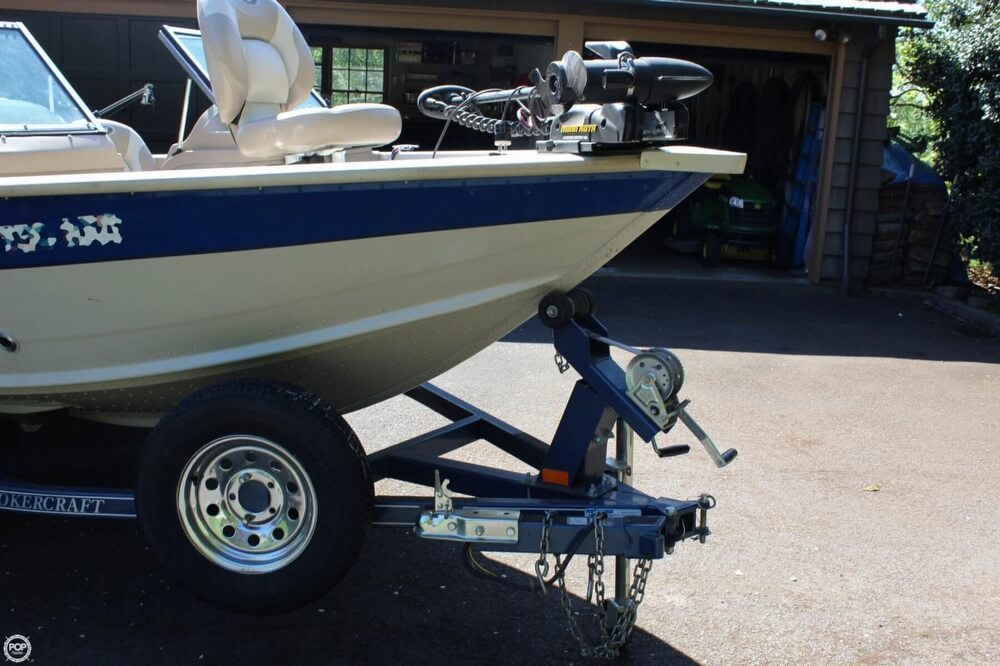 2008 Smoker Craft boat for sale, model of the boat is Pro Angler 172 & Image # 40 of 40