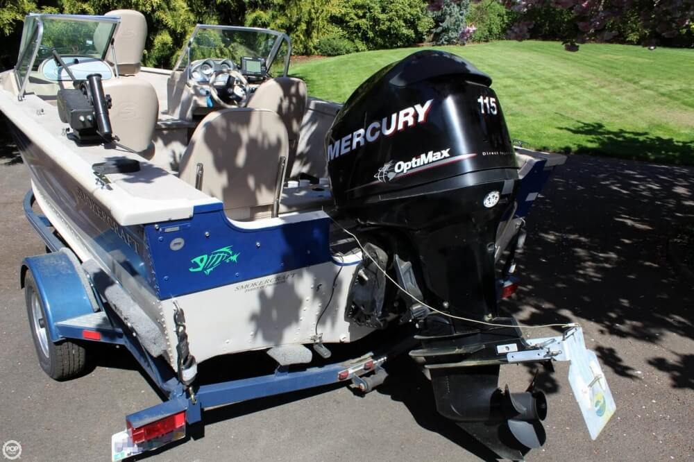2008 Smoker Craft boat for sale, model of the boat is Pro Angler 172 & Image # 6 of 40