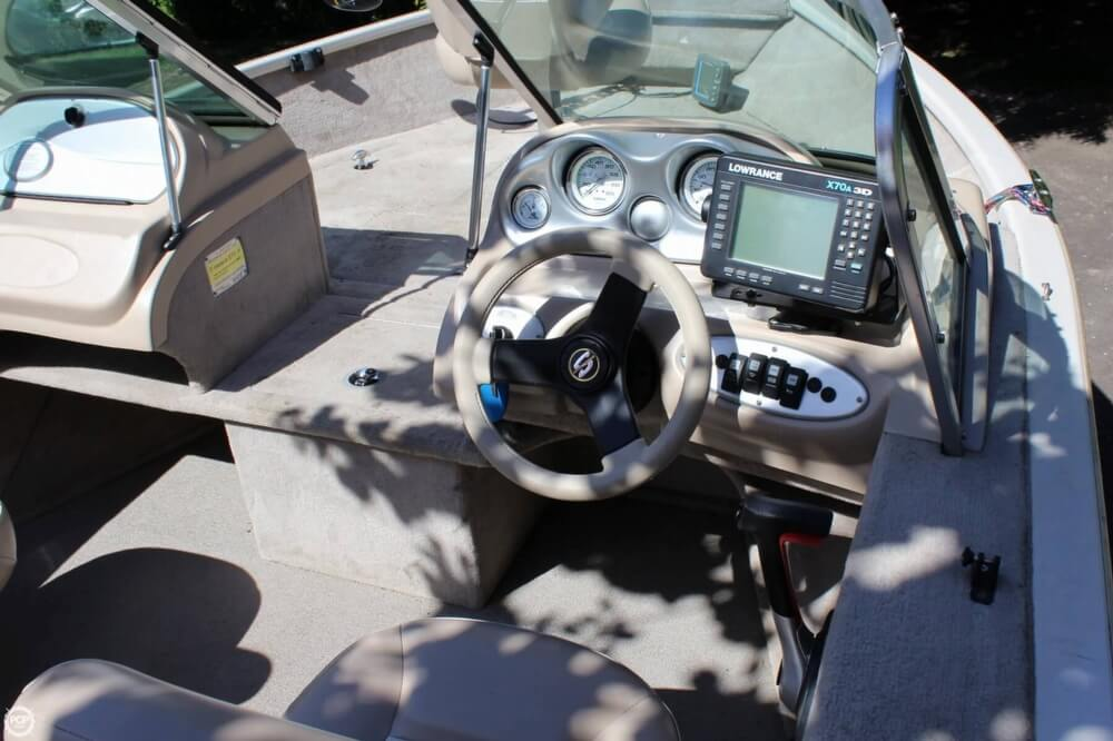 2008 Smoker Craft boat for sale, model of the boat is Pro Angler 172 & Image # 7 of 40