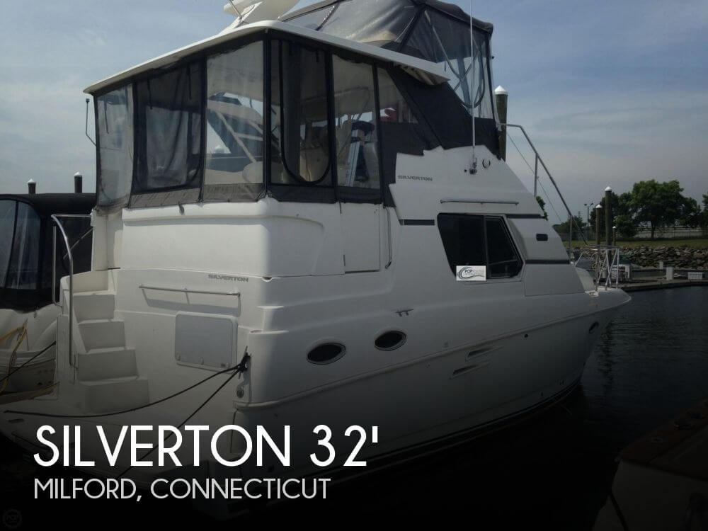 1999 SILVERTON 322 MOTOR YACHT for sale