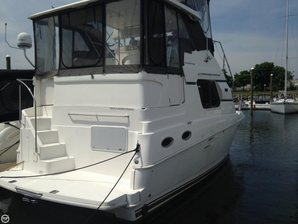 1999 silverton 322 motor yacht power boat for sale in for Silverton motor yachts for sale