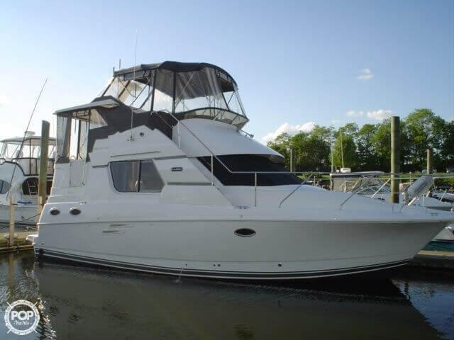 1999 Silverton 322 Motor Yacht - Photo #7