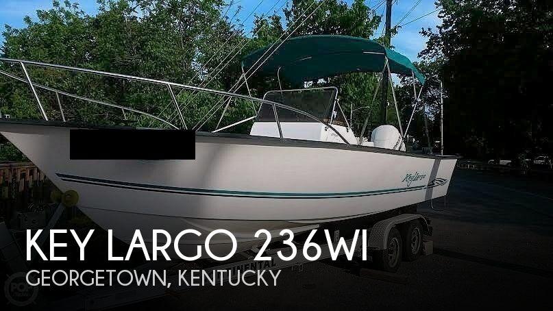 2002 Key Largo 236WI - Photo #1