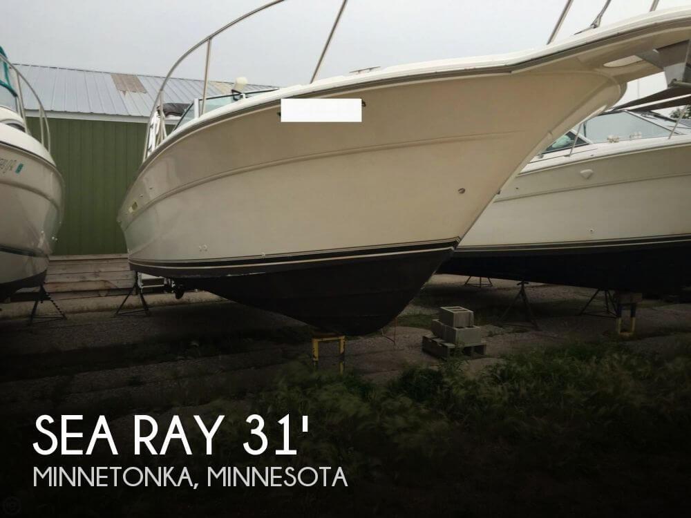 1994 Sea Ray 310 Amberjack - Photo #1