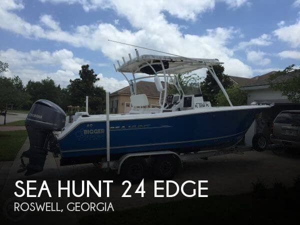 2013 Sea Hunt 24 Edge - Photo #1