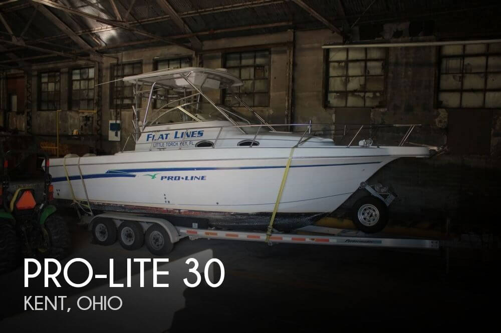 Used Boats For Sale in Canton, Ohio by owner | 1999 Pro-Line 30