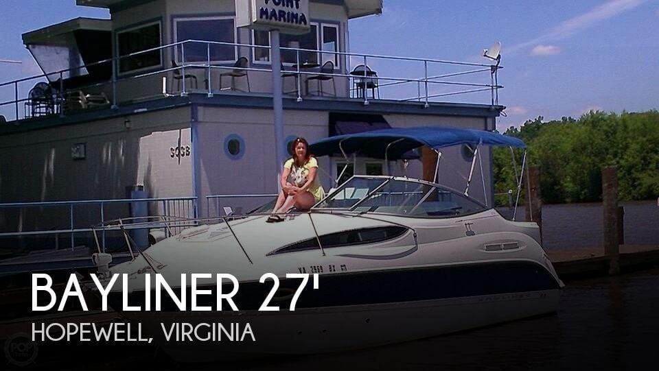 2007 Bayliner 275 SB Cruiser - Photo #1
