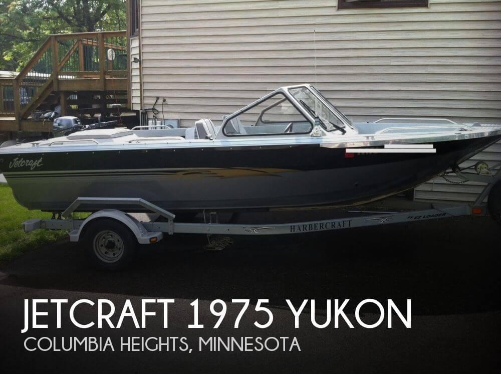 2003 JETCRAFT 1975 YUKON for sale