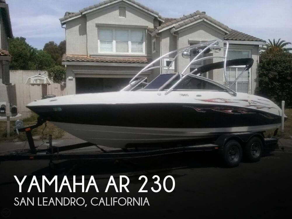 2004 Yamaha AR 230 - Photo #1
