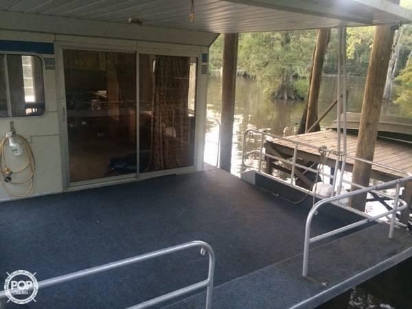 1987 Jamestowner 50 X 14 Aluminum Houseboat - Photo #2
