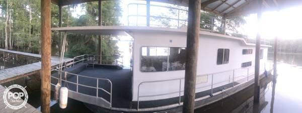 1987 Jamestowner 50 X 14 Aluminum Houseboat - Photo #14