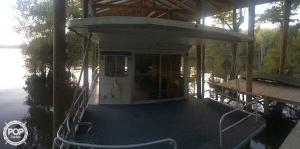1987 Jamestowner 50 X 14 Aluminum Houseboat - Photo #16