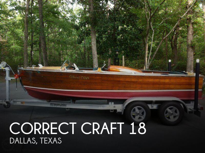 1958 Correct Craft 18 - Photo #1