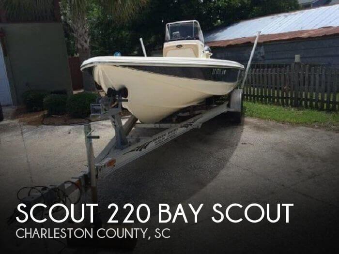 2007 Scout 220 Bay Scout - Photo #1