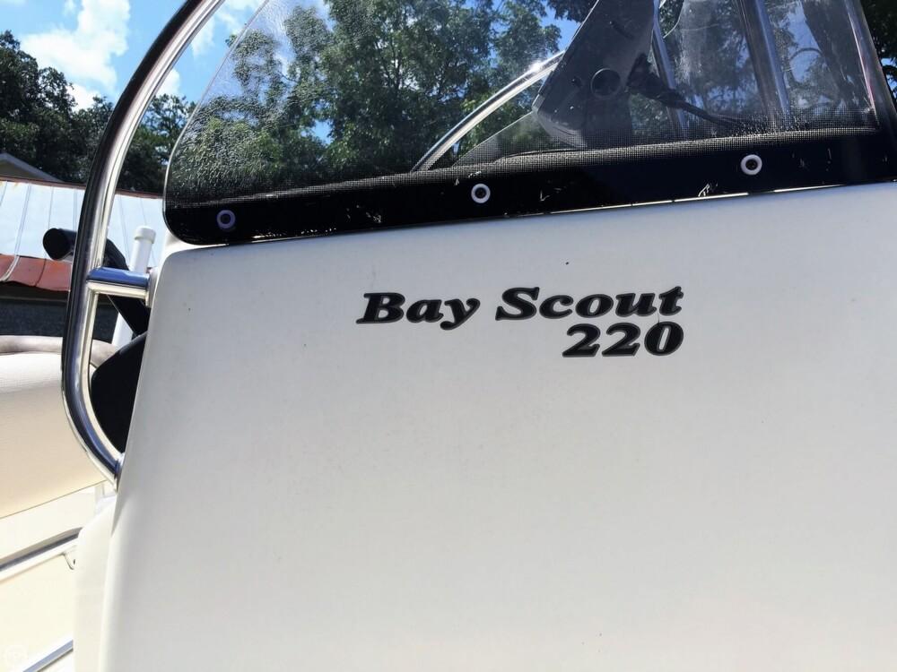 2007 Scout 220 Bay Scout - Photo #5