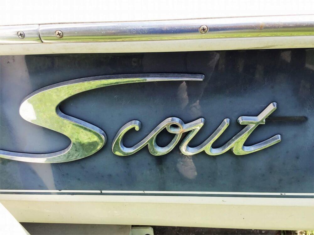 2007 Scout 220 Bay Scout - Photo #26
