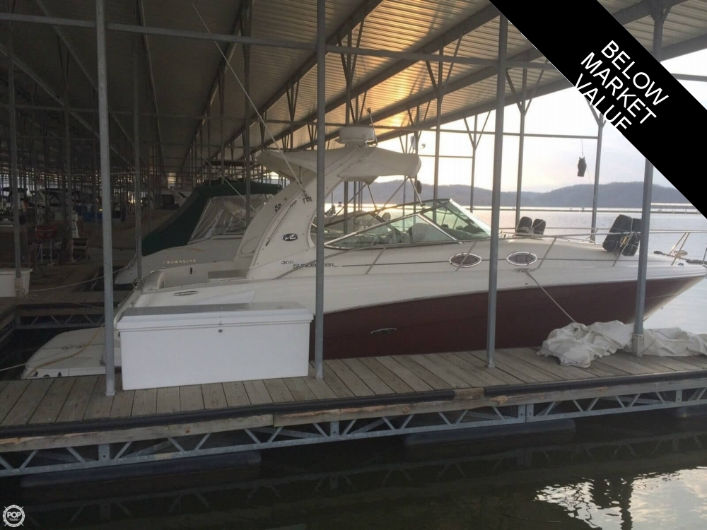 Used Sea Ray Boats For Sale in Florida by owner | 2007 Sea Ray 300 Sundancer