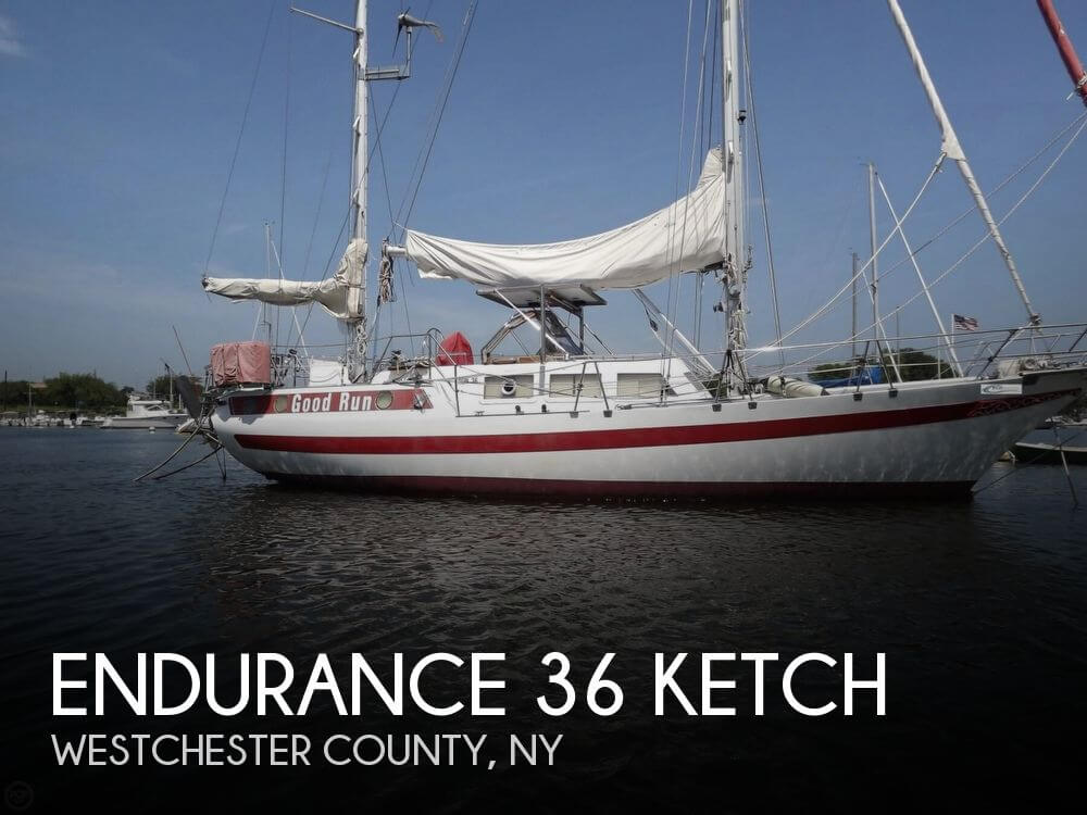 1980 Endurance 37 Ketch - Photo #1
