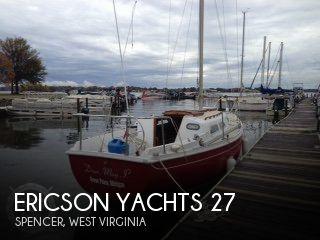 1979 Ericson Yachts 27