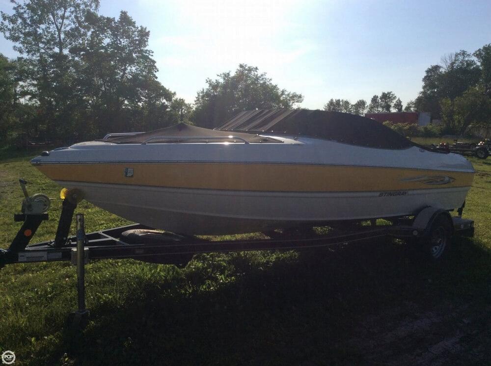 2008 Stingray 205 LR - Photo #4