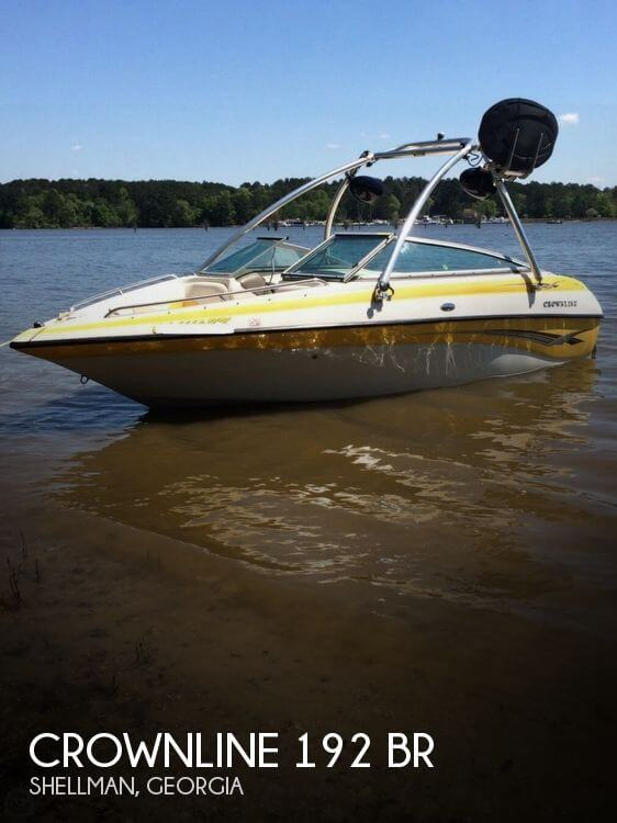 2003 CROWNLINE 192 BR for sale