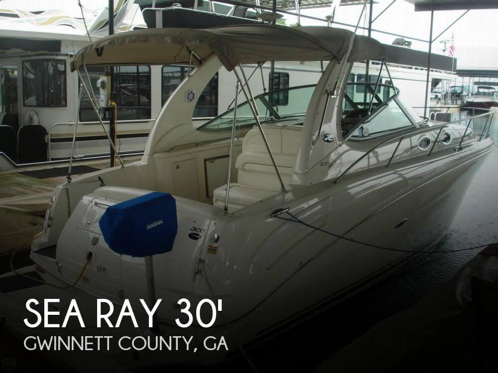 2003 Sea Ray 300 Sundancer - Photo #1