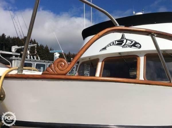 1980 Davis Yachts Defever 41 Trawler - Photo #2