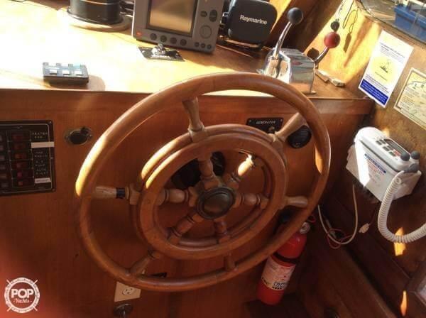 1980 Davis Yachts Defever 41 Trawler - Photo #3