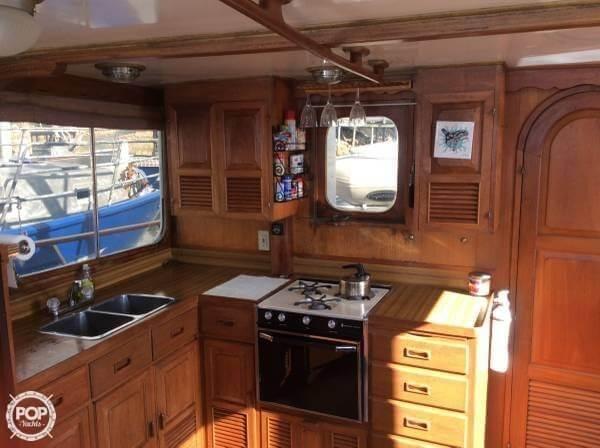 1980 Davis Yachts Defever 41 Trawler - Photo #5