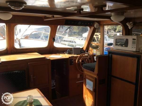 1980 Davis Yachts Defever 41 Trawler - Photo #7