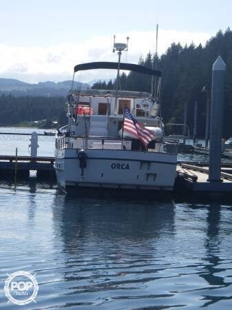1980 Davis Yachts Defever 41 Trawler - Photo #8