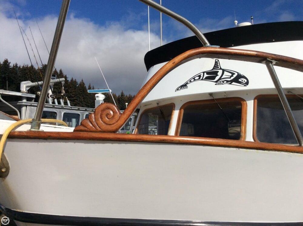 1980 Davis Yachts Defever 41 Trawler - Photo #10