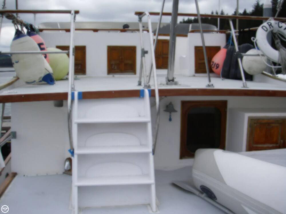1980 Davis Yachts Defever 41 Trawler - Photo #13