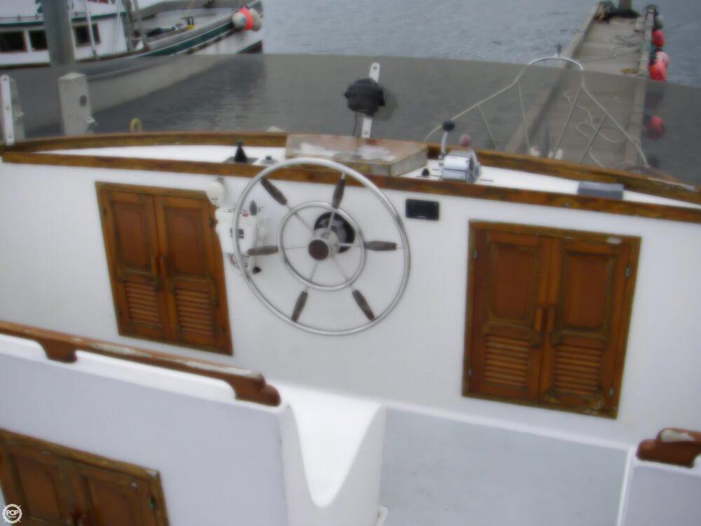 1980 Davis Yachts Defever 41 Trawler - Photo #14