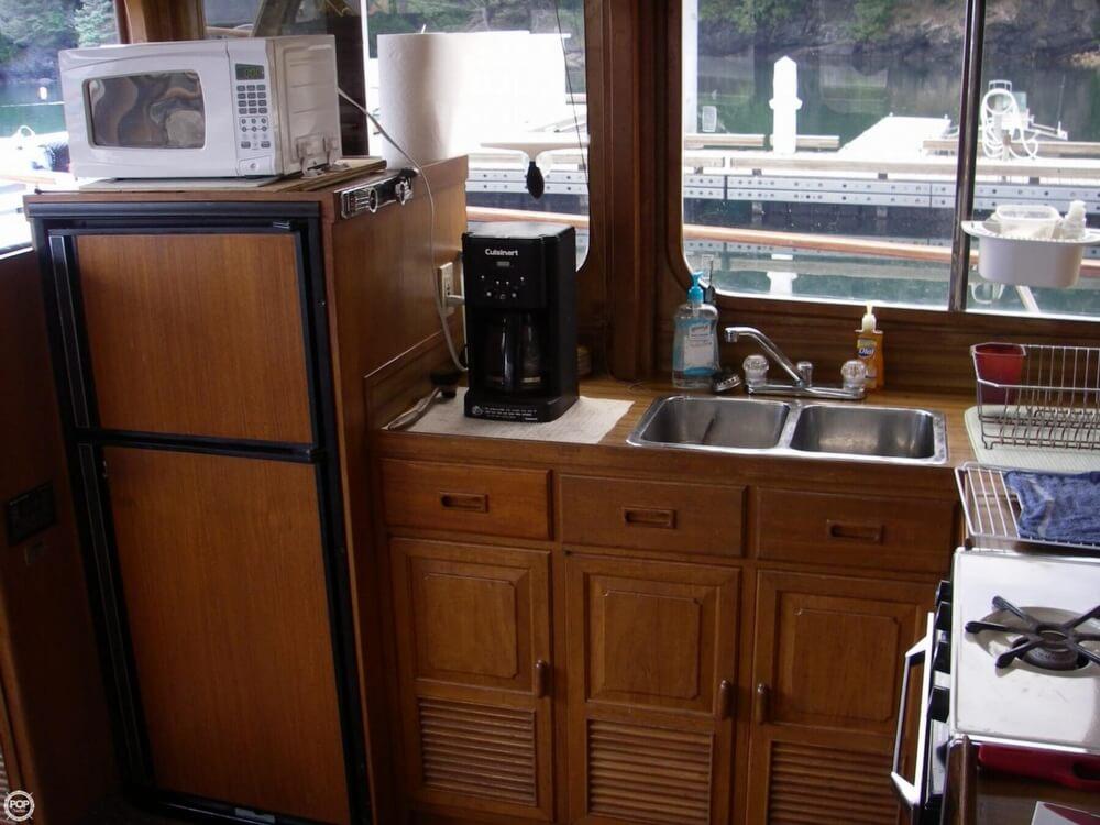 1980 Davis Yachts Defever 41 Trawler - Photo #22