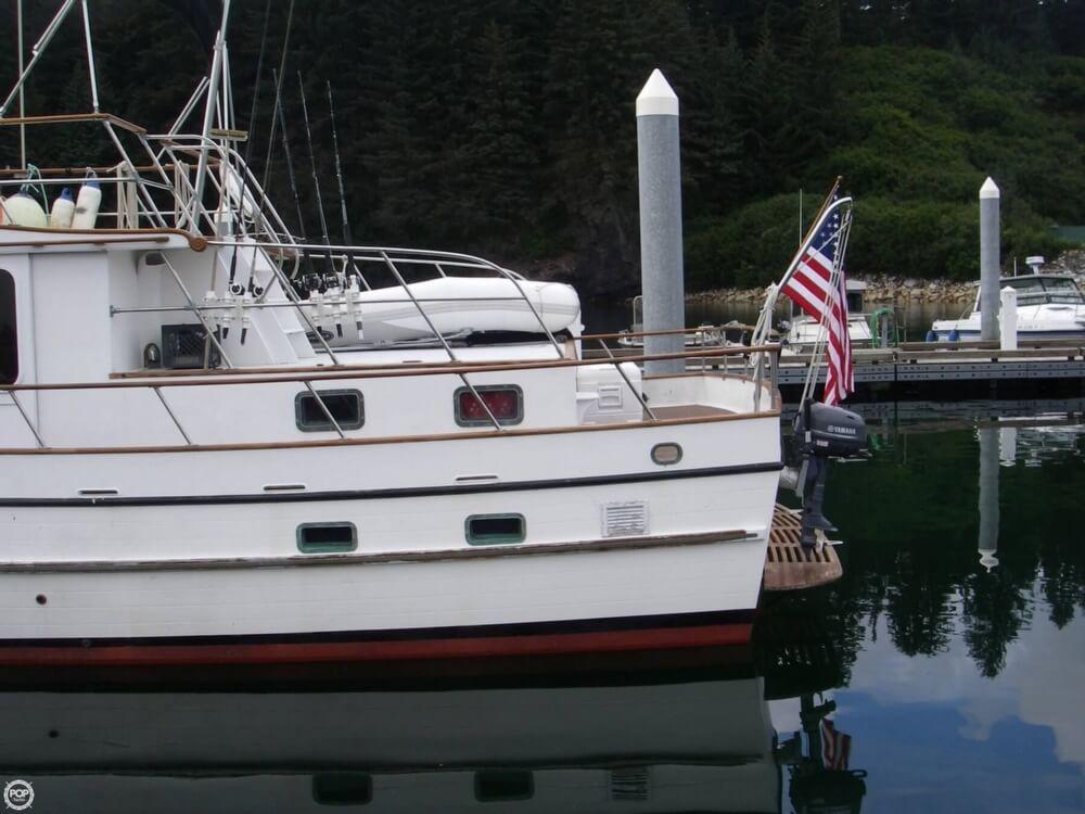 1980 Davis Yachts Defever 41 Trawler - Photo #24