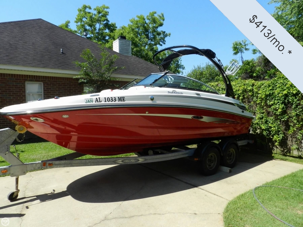 Used Sea Ray Deck Boats For Sale by owner | 2012 Sea Ray 22