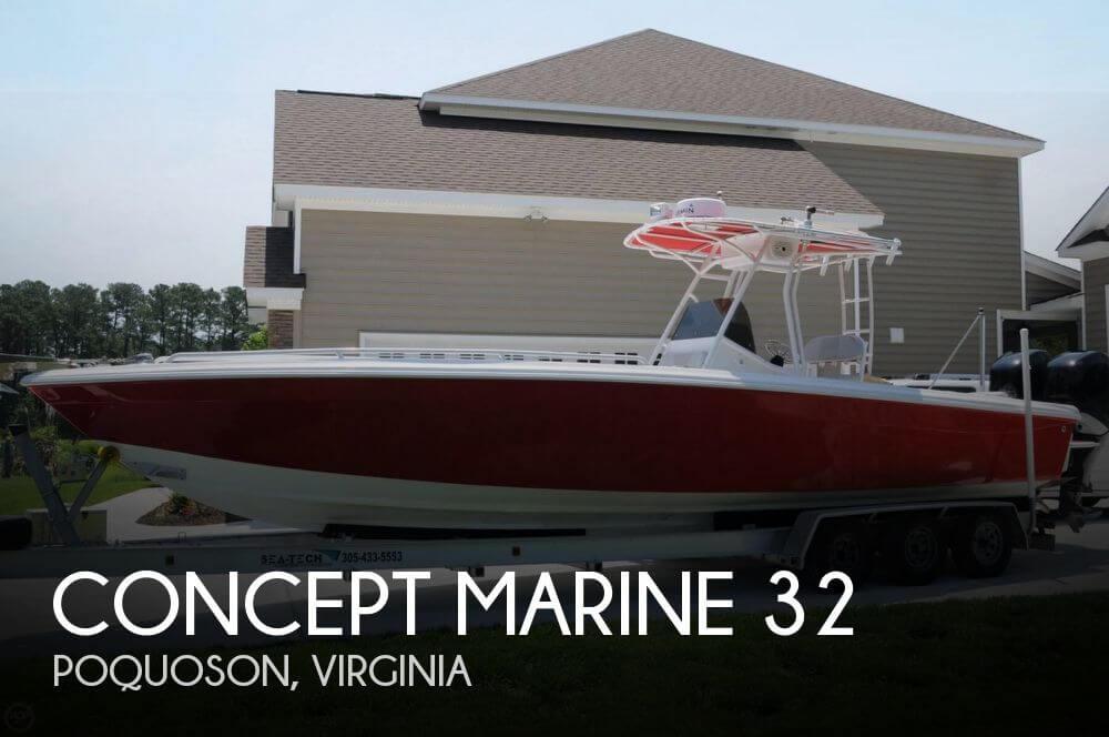 2005 Concept Marine 32 - Photo #1