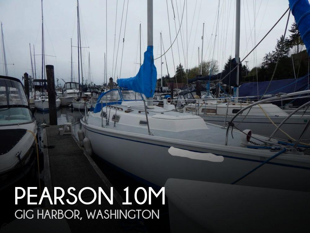 1975 PEARSON 10M for sale